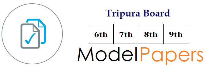 Tripura Board 6th, 7th, 8th, 9th Model Paper 2019 for SA, FA Exam Question Paper