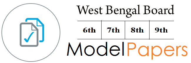 WB Board 6th, 7th, 8th, 9th Model Paper 2019 for SA, FA Exam Question Paper