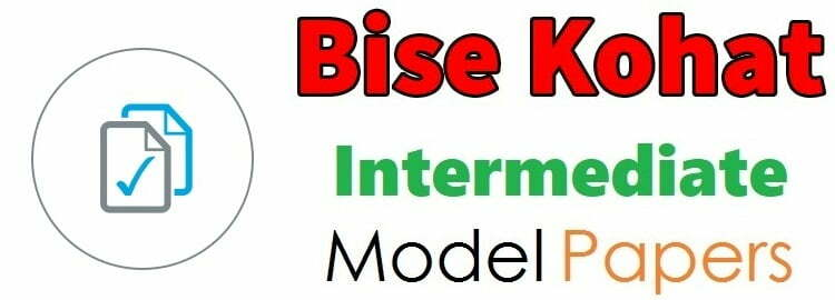 BISEK HSSC (11th & 12th) Past Paper 2019