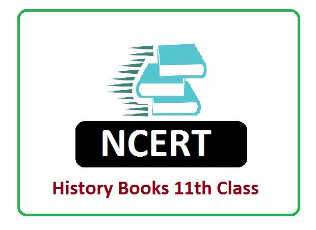 NCERT  11th Class History Books 2021