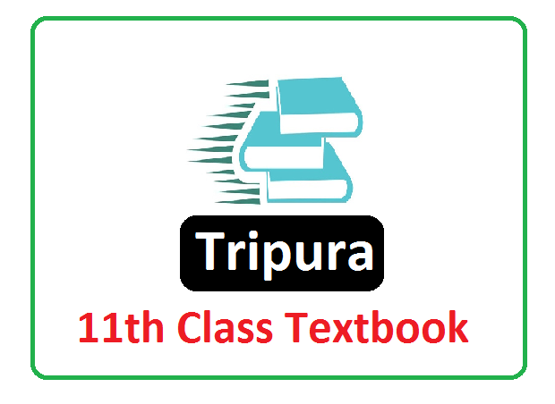 TBSE 11th Class Textbook 2022