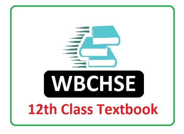 WBCHSE 12th Class Textbook 2020, WBCHSE HS Textbook 2020