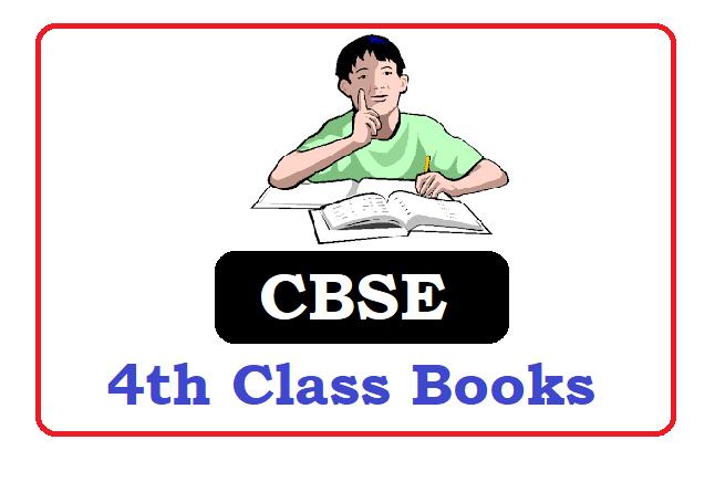 CBSE 4th Class Books 2021