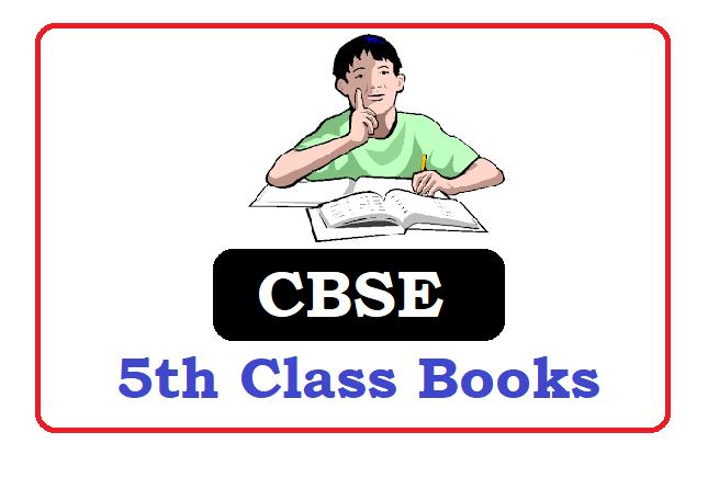 CBSE 5th Class Books 2021