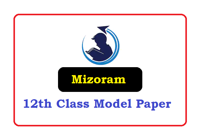 Mizoram Board HSSLC Solved Question Paper 2021