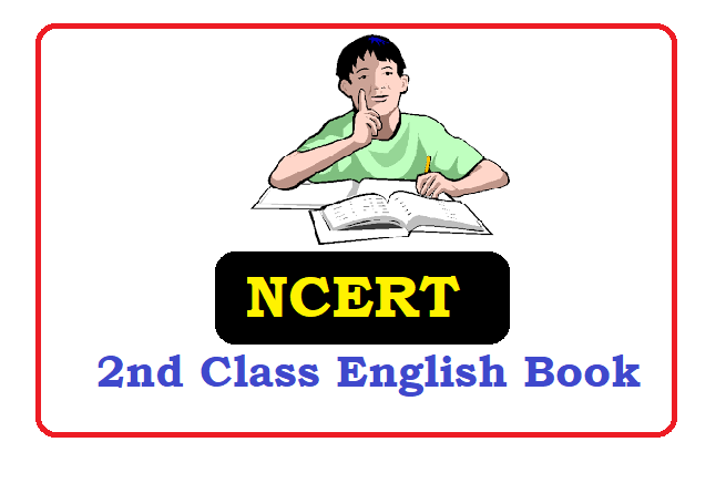 NCERT 2nd Class English Textbook 2020