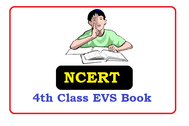 NCERT 4th Class EVS Textbook 2020
