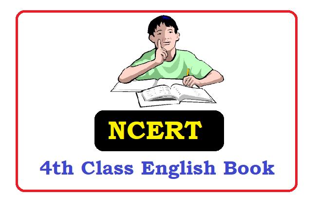NCERT 4th Class English Textbook 2021