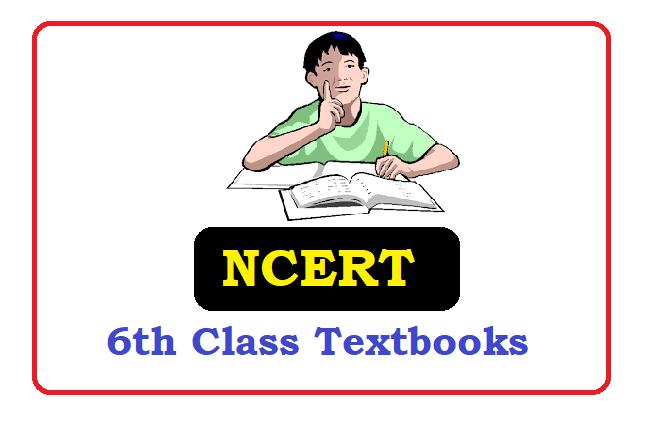 NCERT 6th Class Books 2021