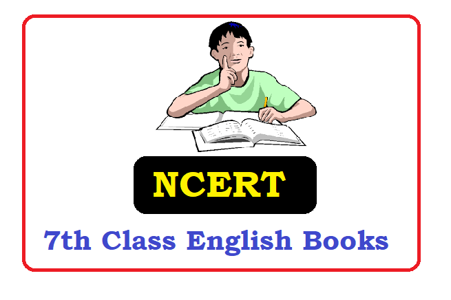 NCERT 7th Class English Textbook 2020