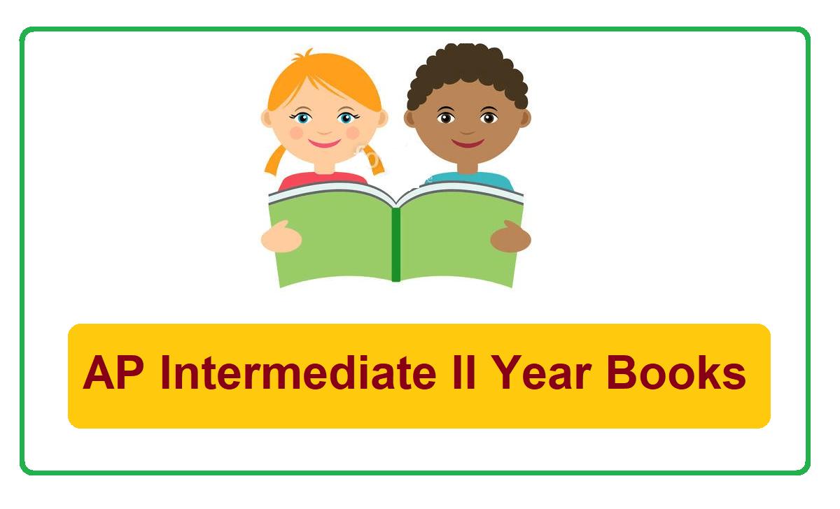 AP Intermediate II Year Books 2021-2022