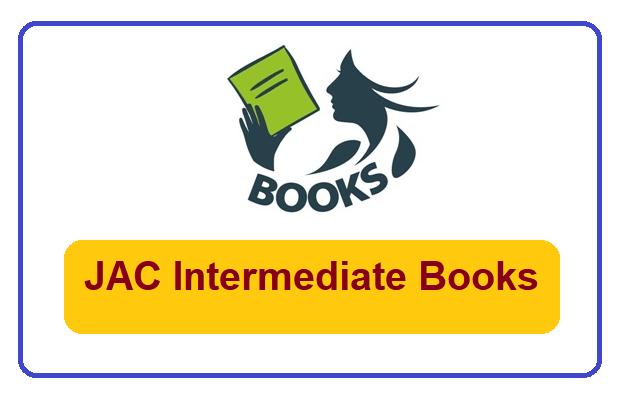 JAC Intermediate Books 2021-2022