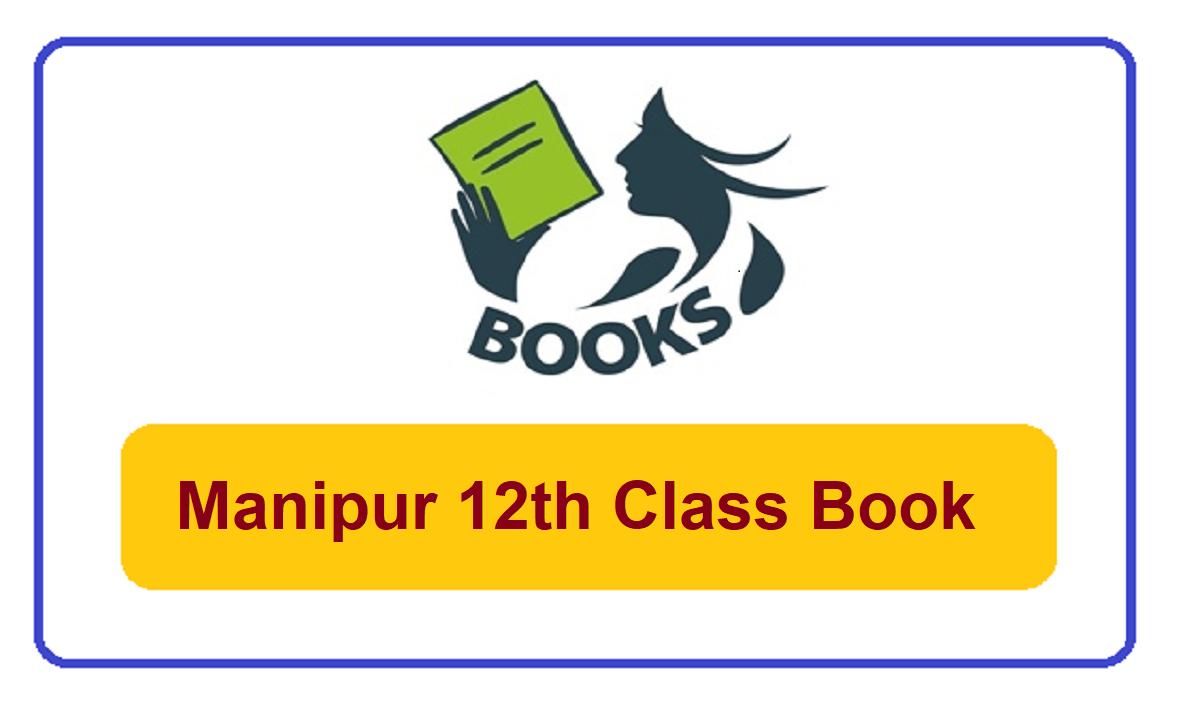 Manipur 12th Class Textbook 2022